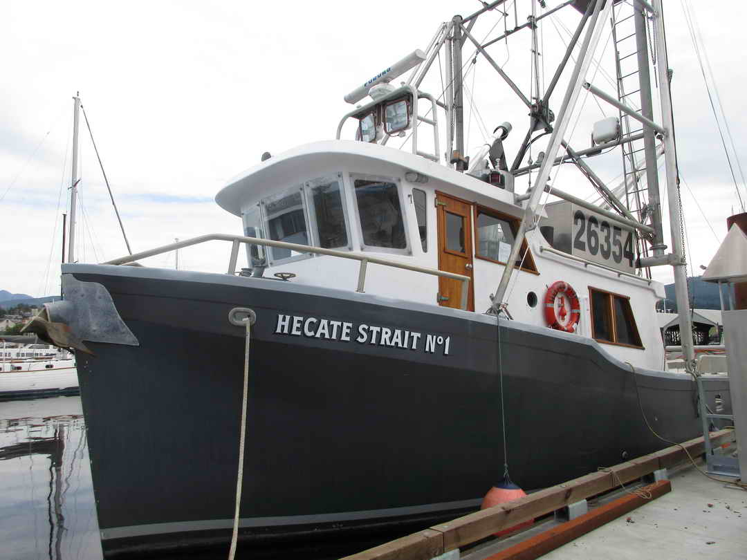Pelagic Freezer Shrimp Trawler image 5