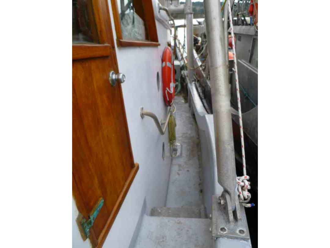 Pelagic Freezer Shrimp Trawler image 22