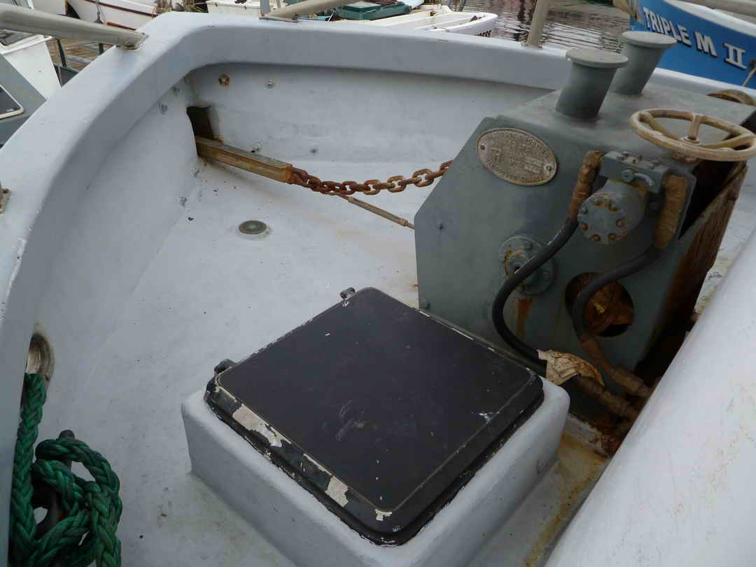 Pelagic Freezer Shrimp Trawler image 23
