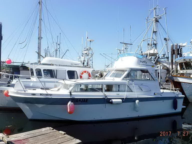 Used commercial fishing boats for sale in bc used for Used commercial fishing boats for sale