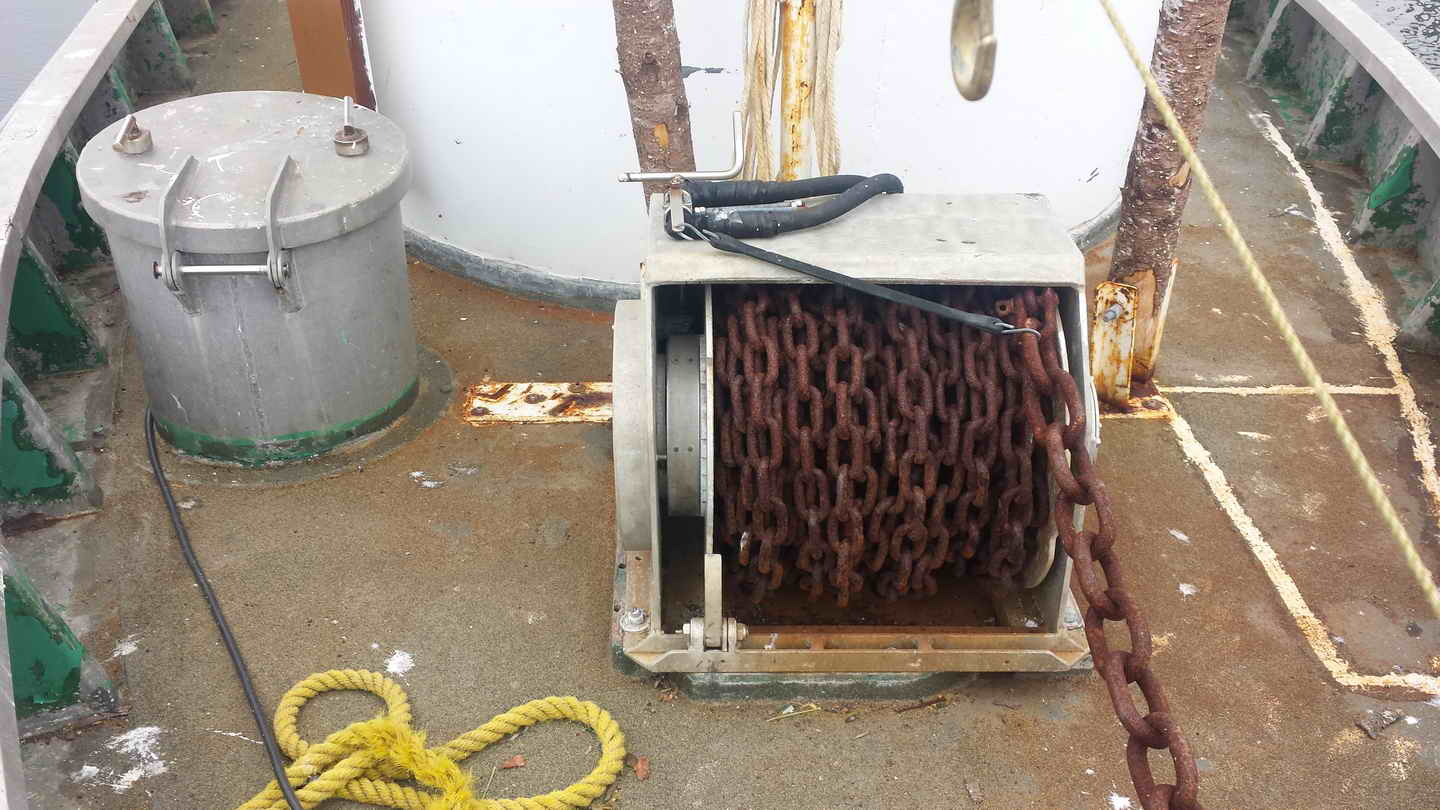 Wood Freezer Troller image 12
