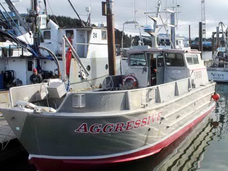 Pacific boat brokers inc used boats for sale fishing for Used fishing boats for sale near me