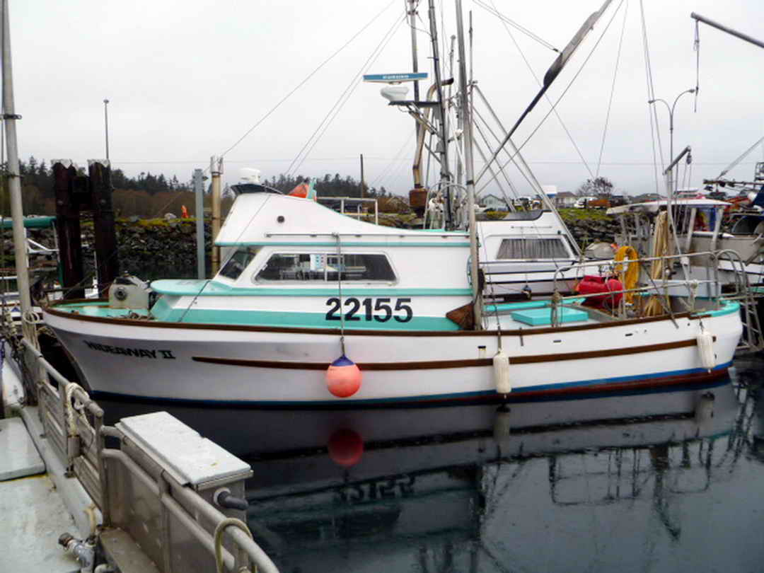 Commercial Dive Boat image 1