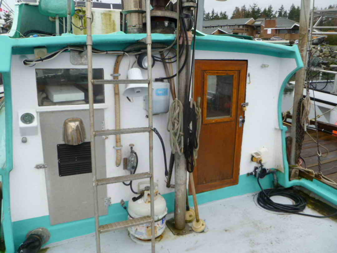 Commercial Dive Boat image 8