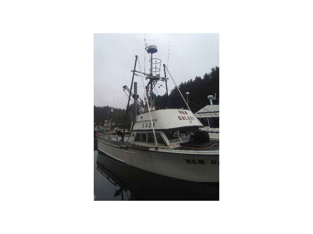 Crab Salmon Fishing Boat image 4