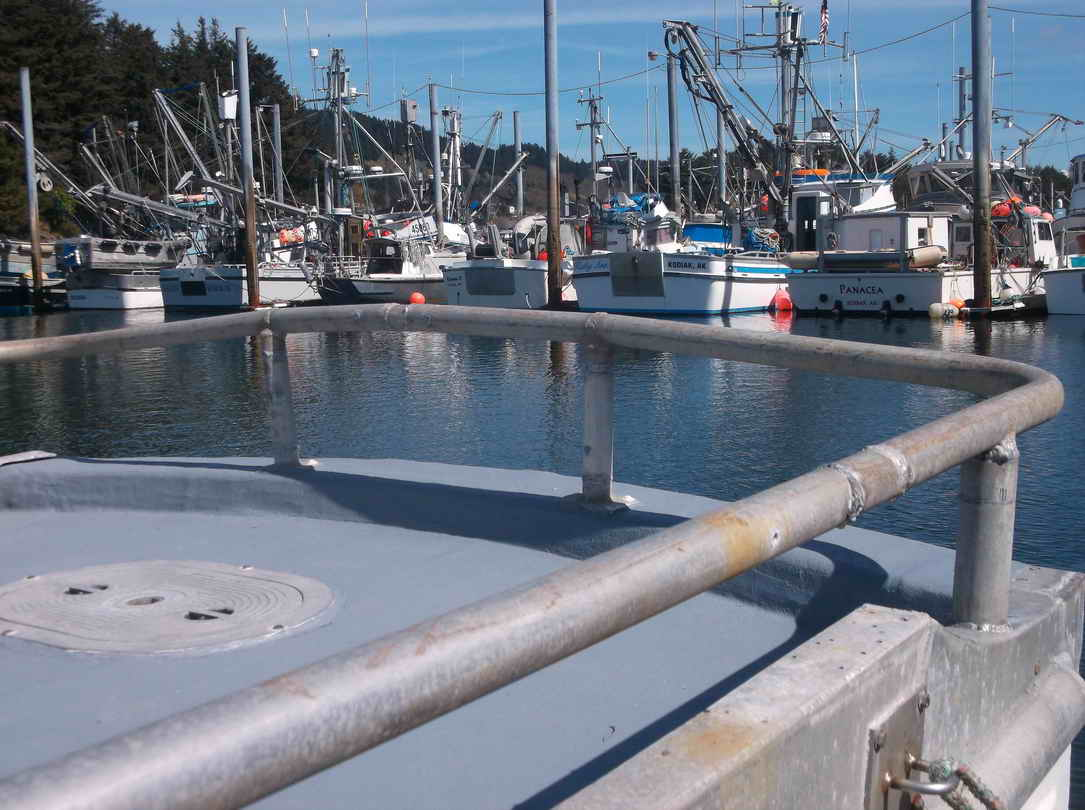 Crab Salmon Fishing Boat image 6