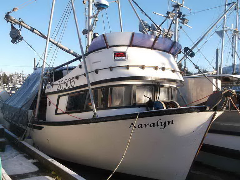 Used commercial fishing boats for sale in alaska for Alaska fishing boats for sale
