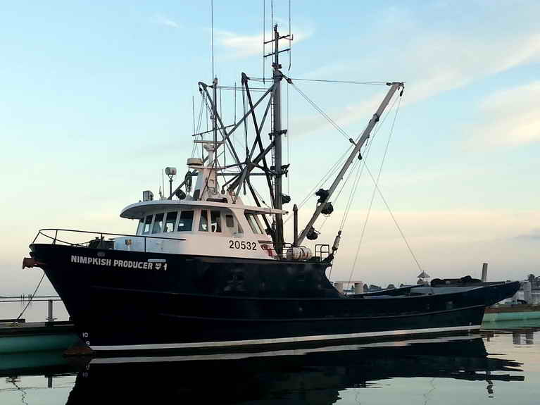 used commercial fishing boats for sale licenced fishing