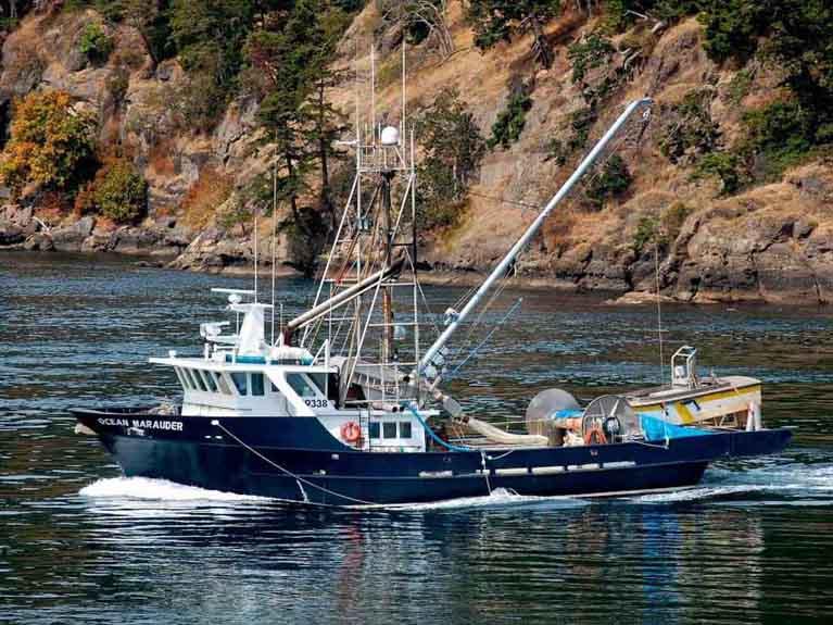 Alaska seine fishing longliner for Alaska fishing boats for sale