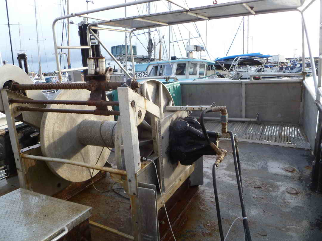 Commercial Fishing Crab Longliner image 4