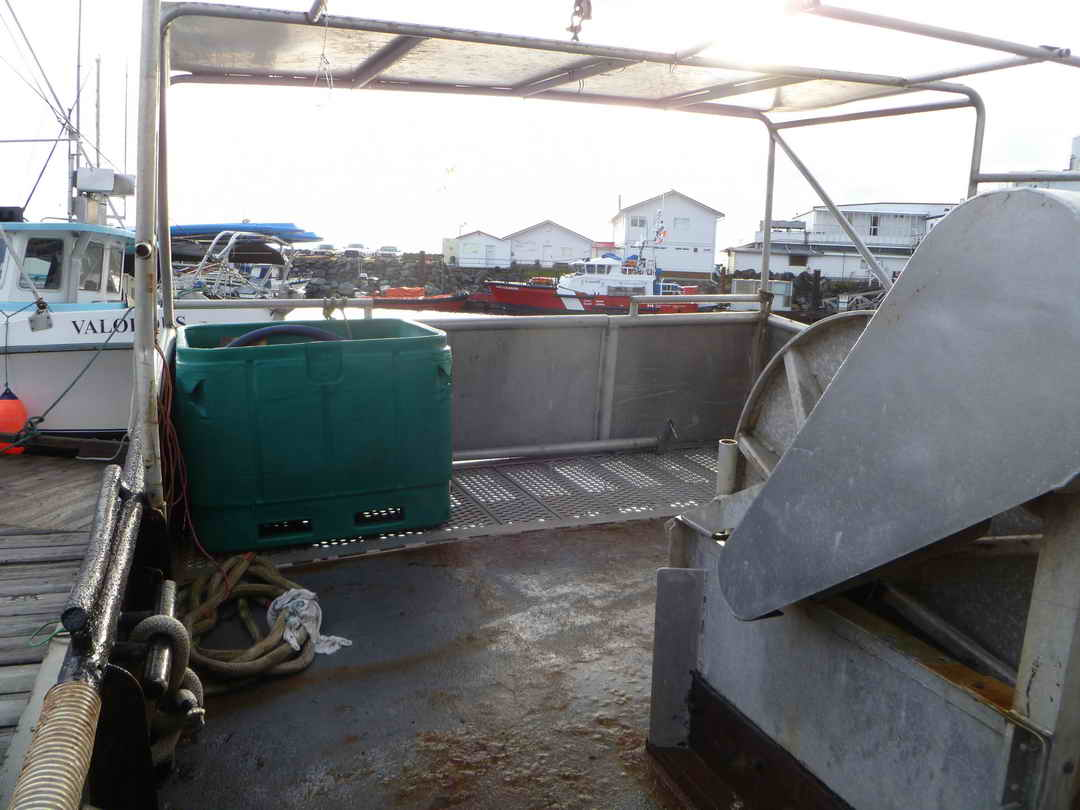 Commercial Fishing Crab Longliner image 5