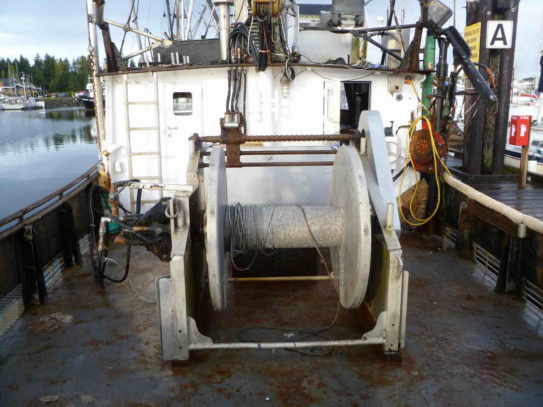 Commercial Fishing Crab Longliner image 6
