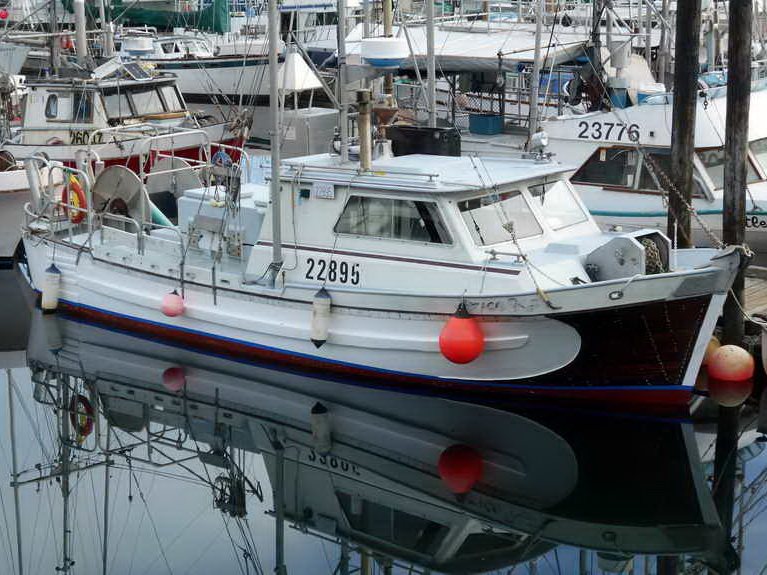 Used commercial fishing boats for sale in bc used for Commercial fishing boats for sale by owner