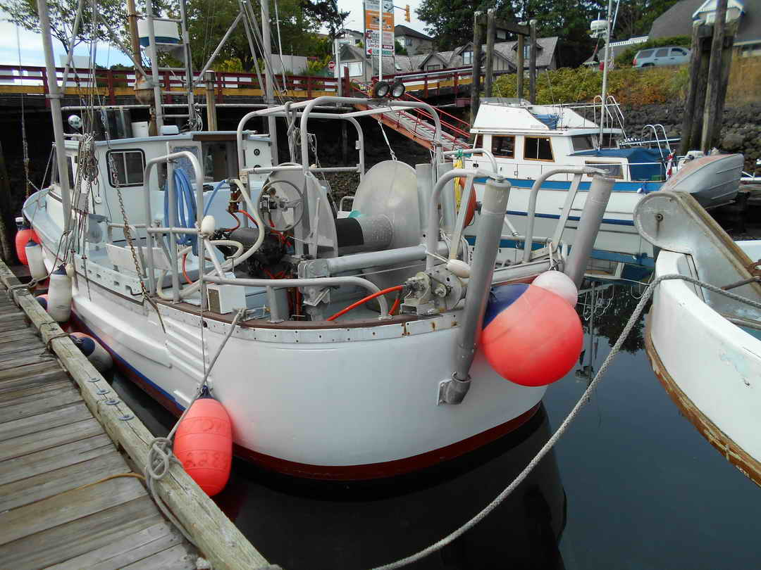 Gillnetter Fishing Boat image 4