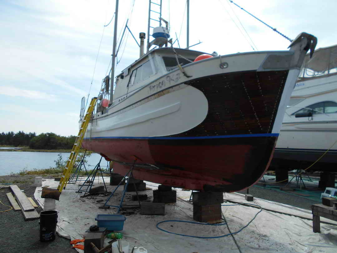 Gillnetter Fishing Boat image 14