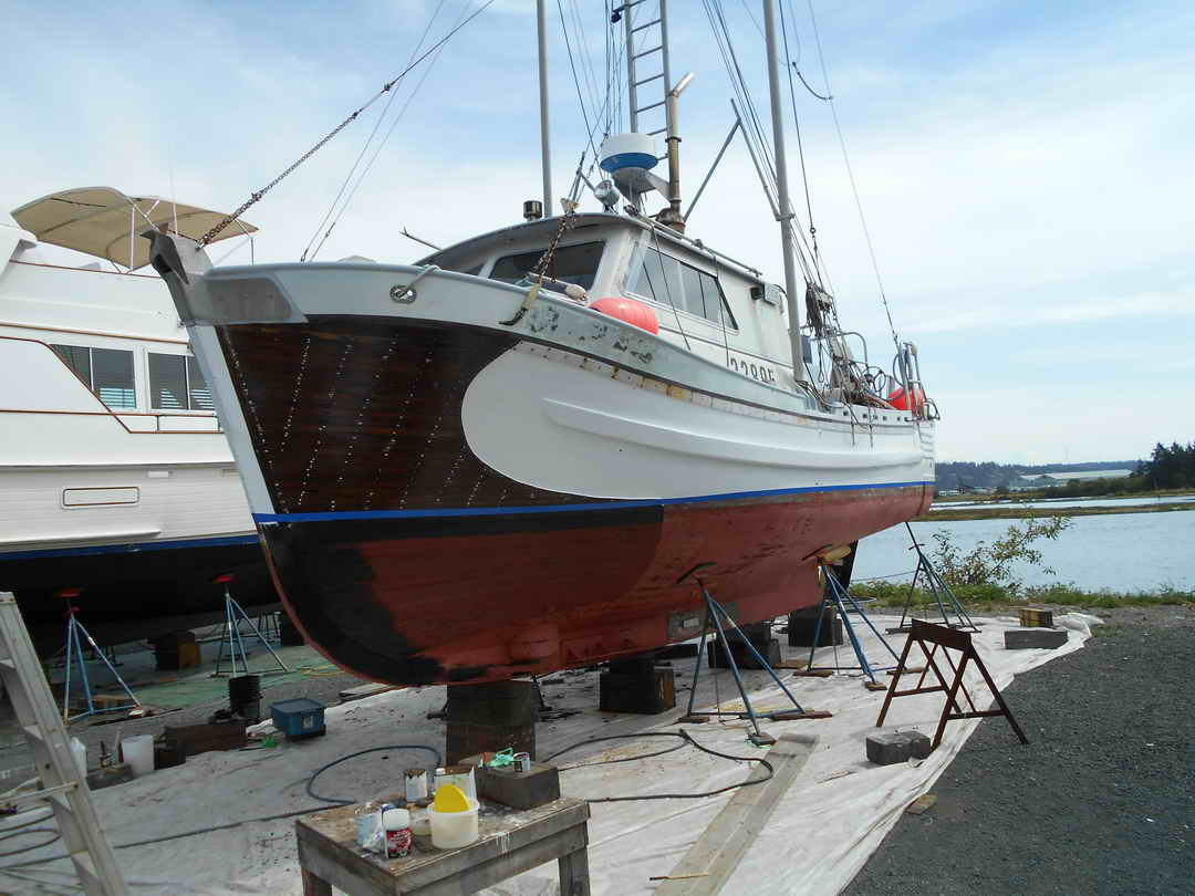 Gillnetter Fishing Boat image 15