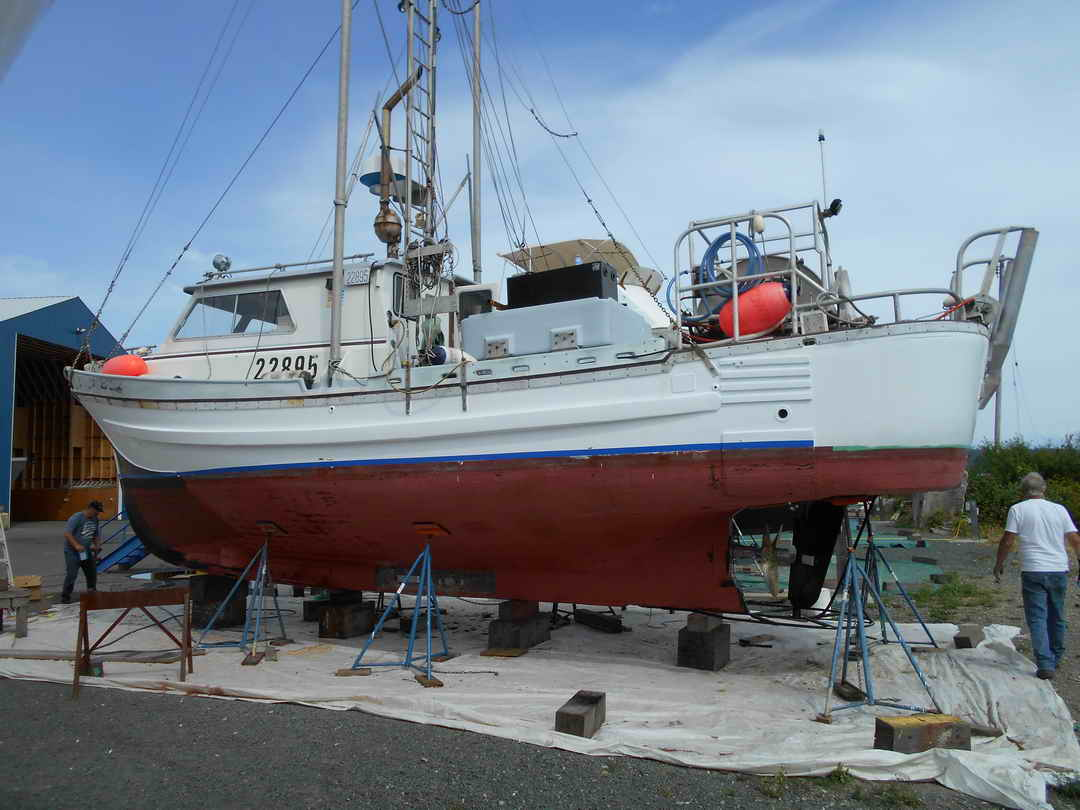 Gillnetter Fishing Boat image 17