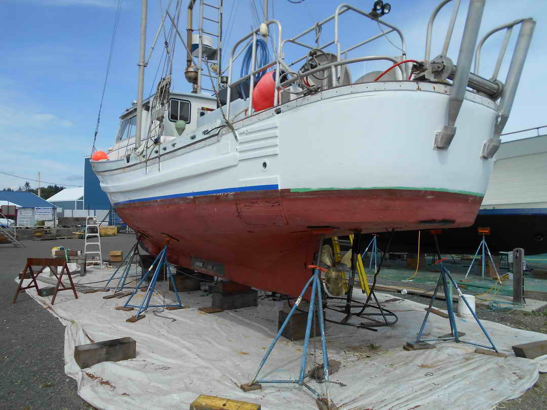 Gillnetter Fishing Boat image 18