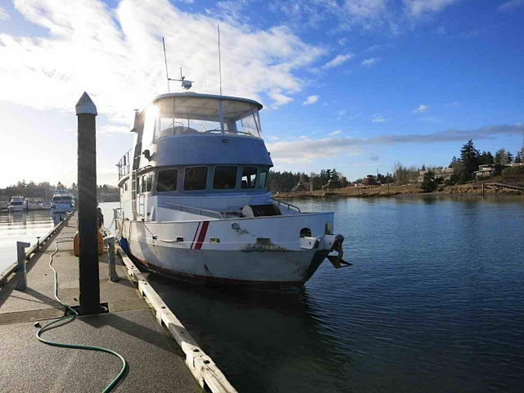 Flybridge Cabin Cruiser - US Coast Guard Conversion image 3