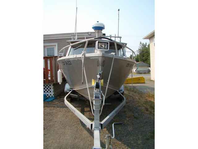 Sport Fishing Commuter Boat image 2