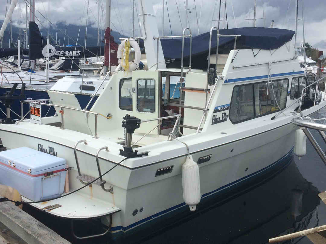 Glasply Long Cabin Cruiser image 0