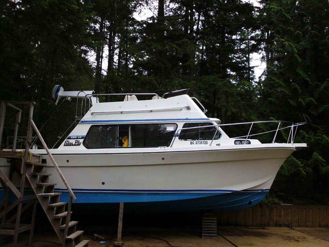 Glasply Long Cabin Cruiser image 3