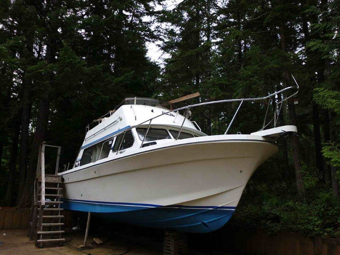 Glasply Long Cabin Cruiser image 4