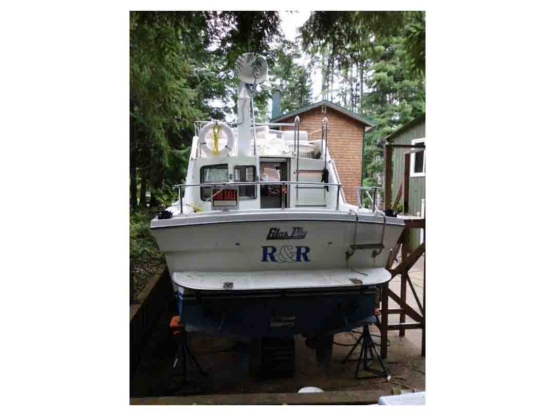 Glasply Long Cabin Cruiser image 5