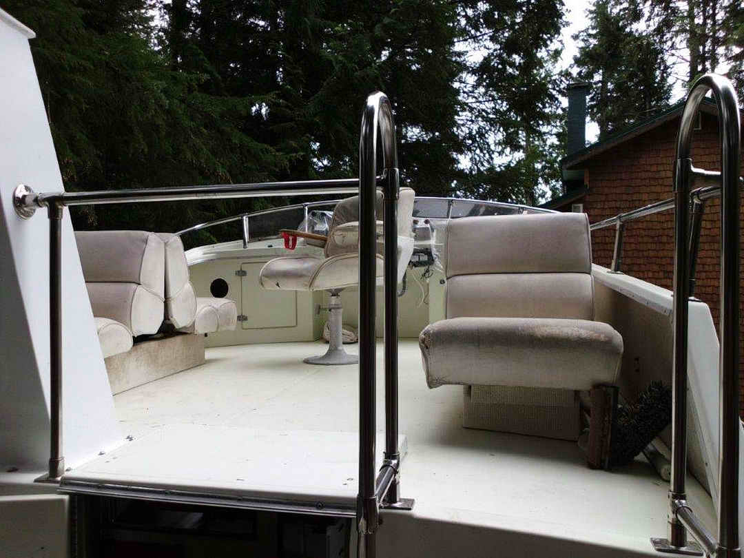 Glasply Long Cabin Cruiser image 10
