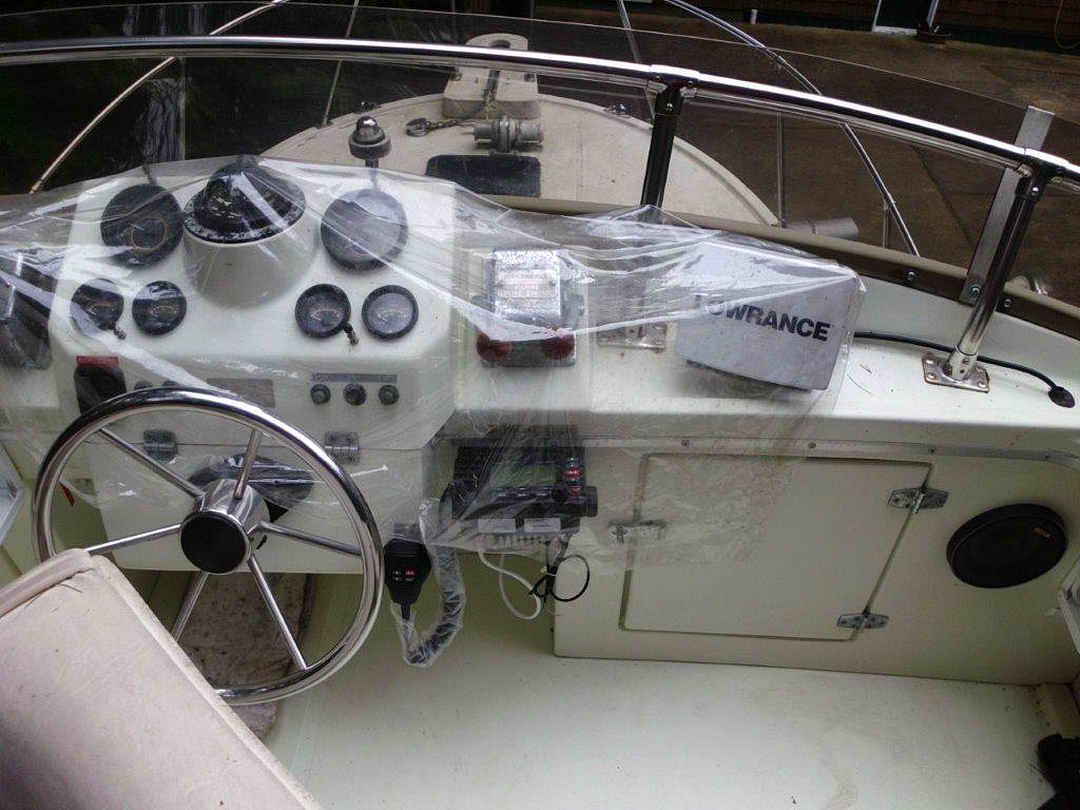 Glasply Long Cabin Cruiser image 12