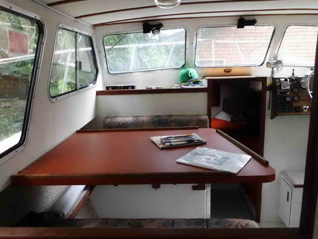Glasply Long Cabin Cruiser image 27