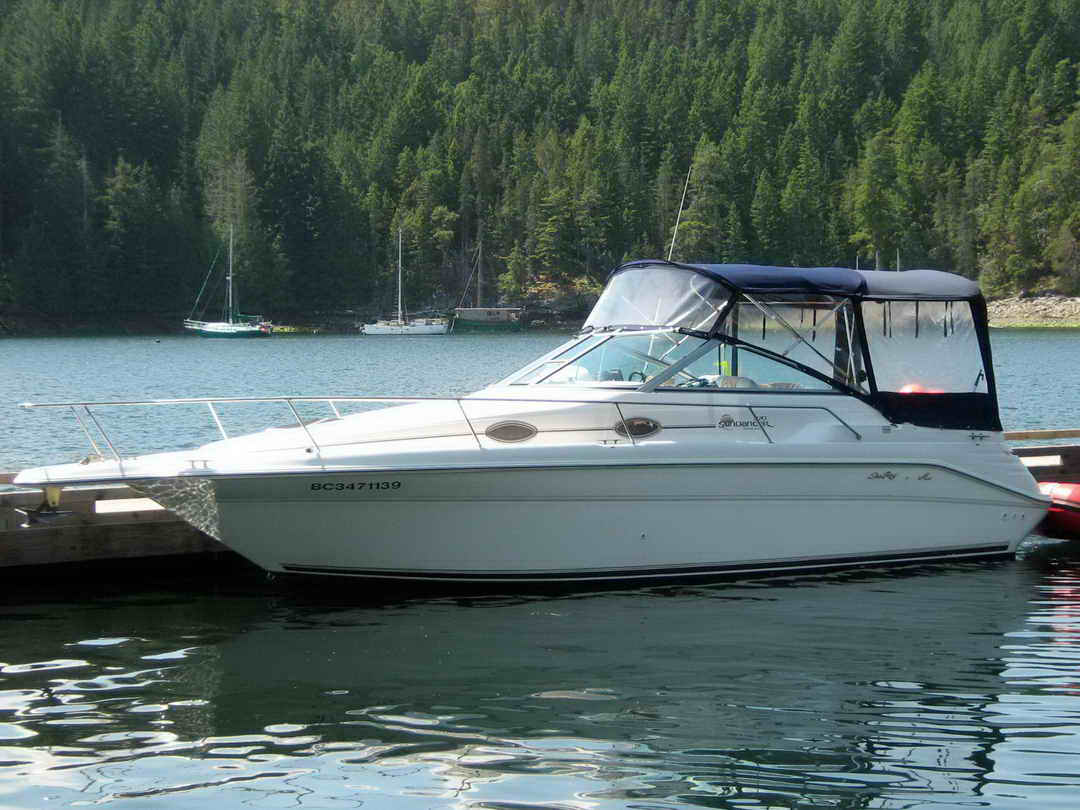 Sea Ray Sundancer 270 image 0