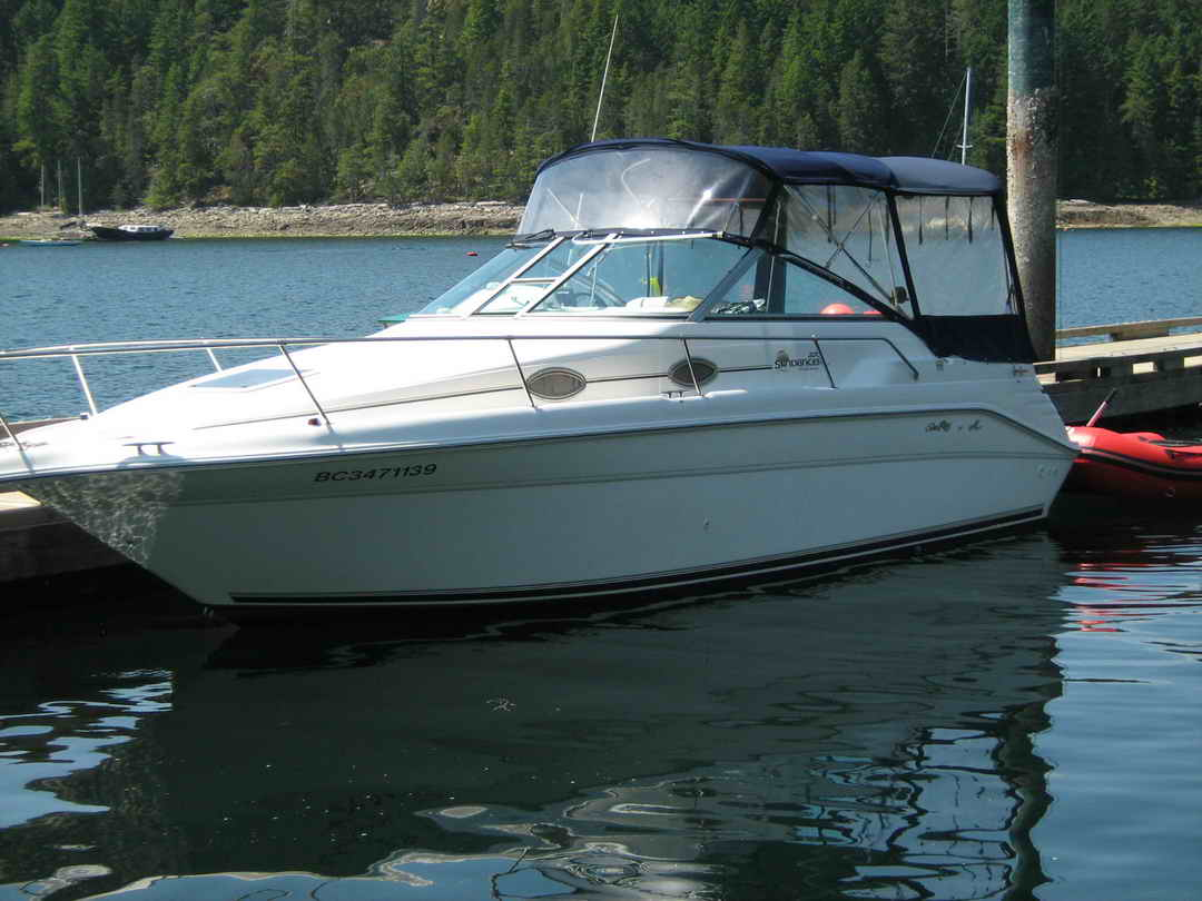 Sea Ray Sundancer 270 image 1