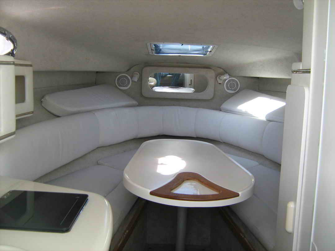 Sea Ray Sundancer 270 image 9