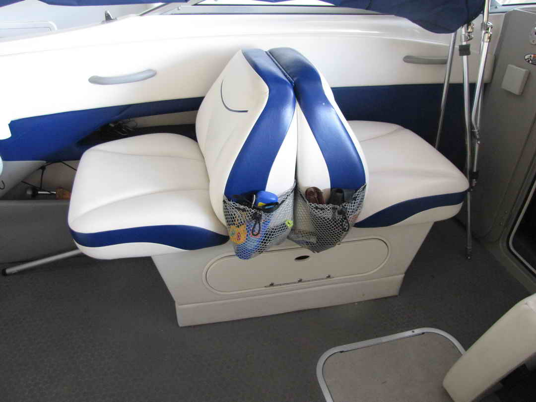 Bayliner Discovery 210 Sport Fishing Boat image 11