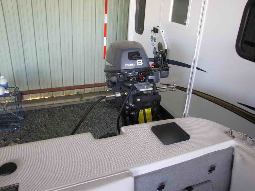 Bayliner Discovery 210 Sport Fishing Boat image 17