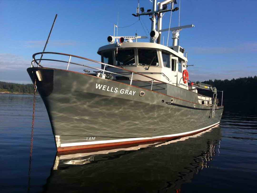 Cruiser For Sale Los Angeles Ca >> Commercial Fishing Boats For Sale California