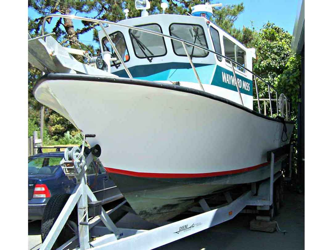 Sport Fishing Dive Work Boat image 0