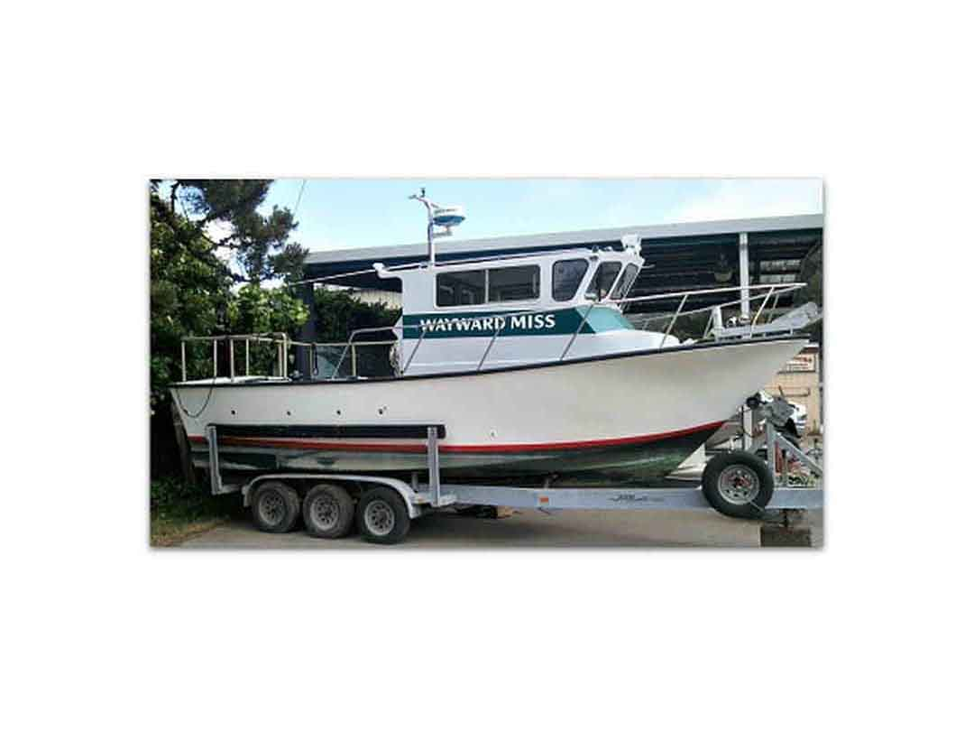 Sport Fishing Dive Work Boat image 1