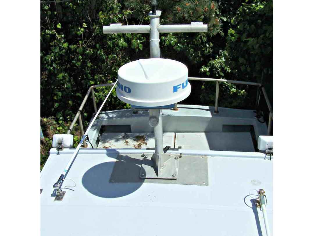 Sport Fishing Dive Work Boat image 2