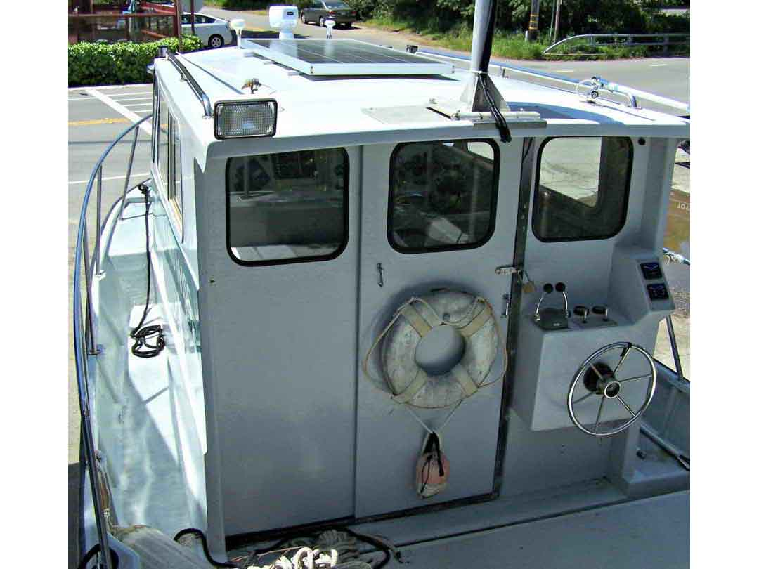 Sport Fishing Dive Work Boat image 4
