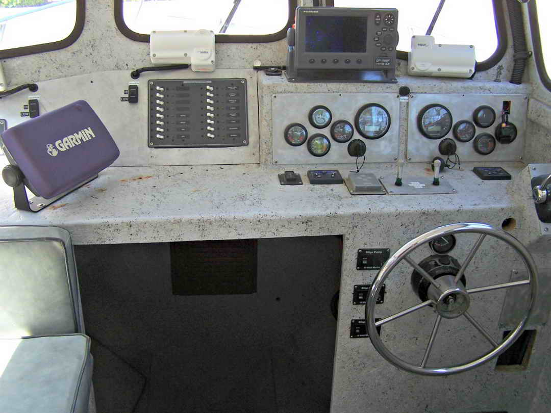 Sport Fishing Dive Work Boat image 7