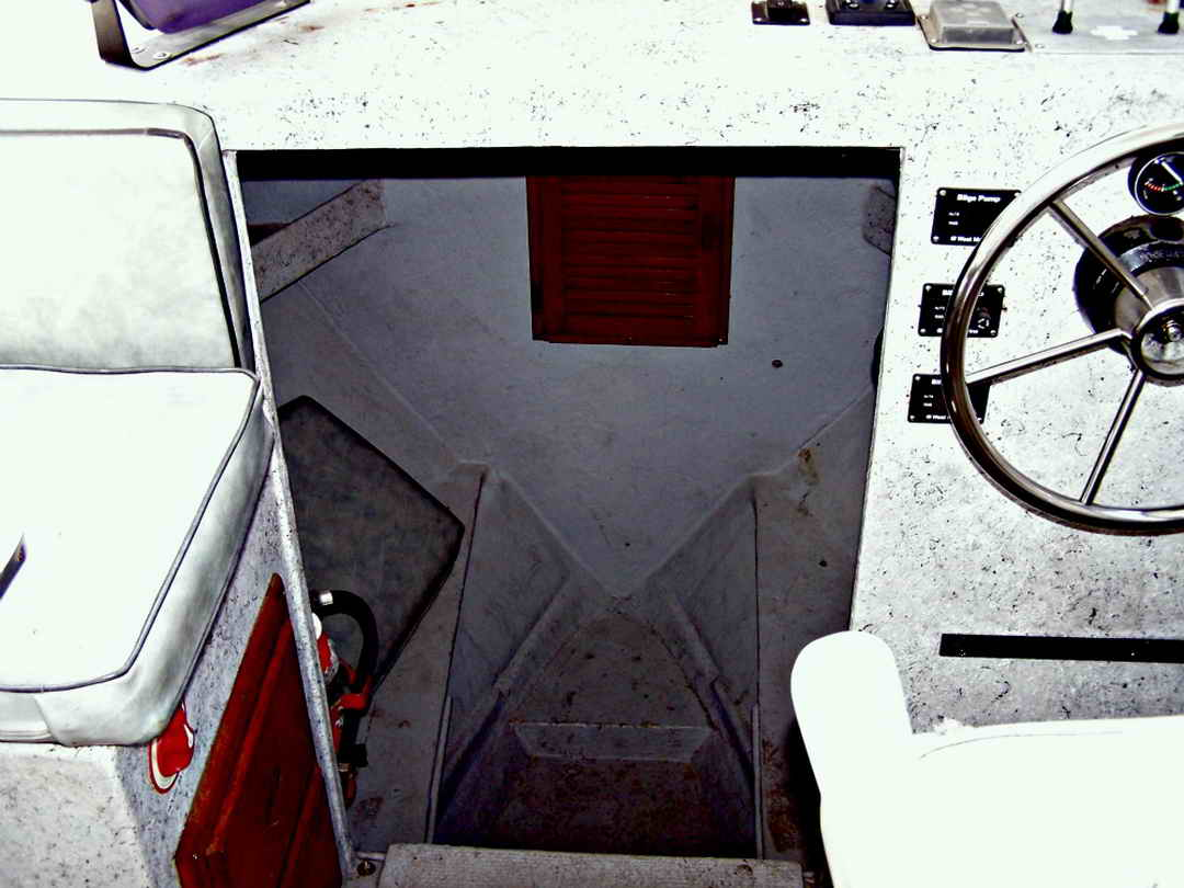 Sport Fishing Dive Work Boat image 10