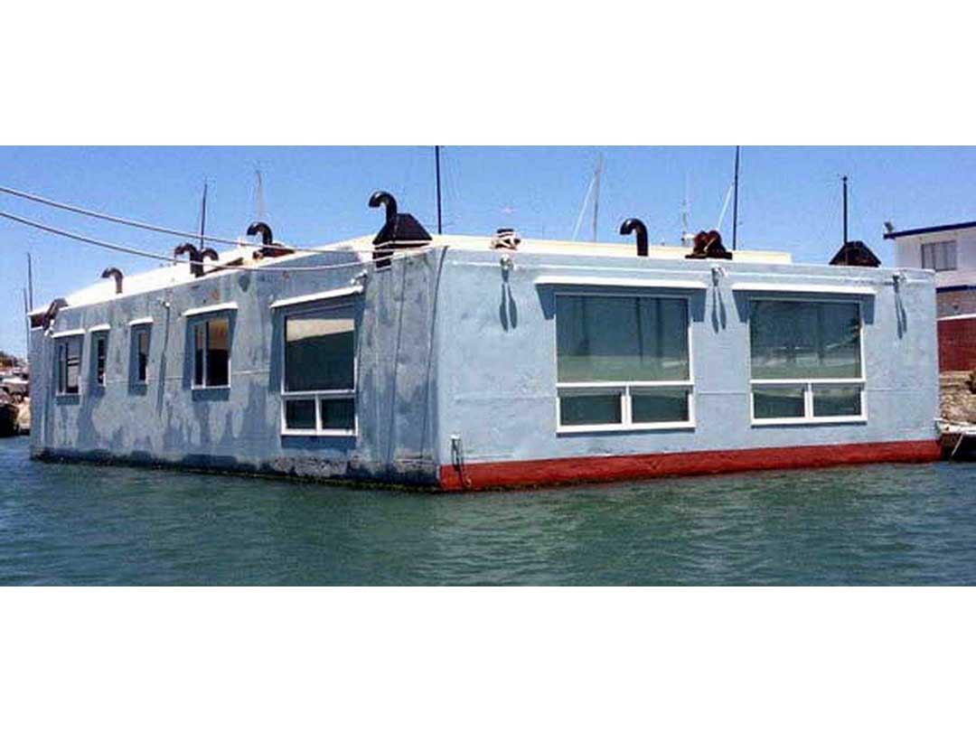 Steel Floating Home image 0