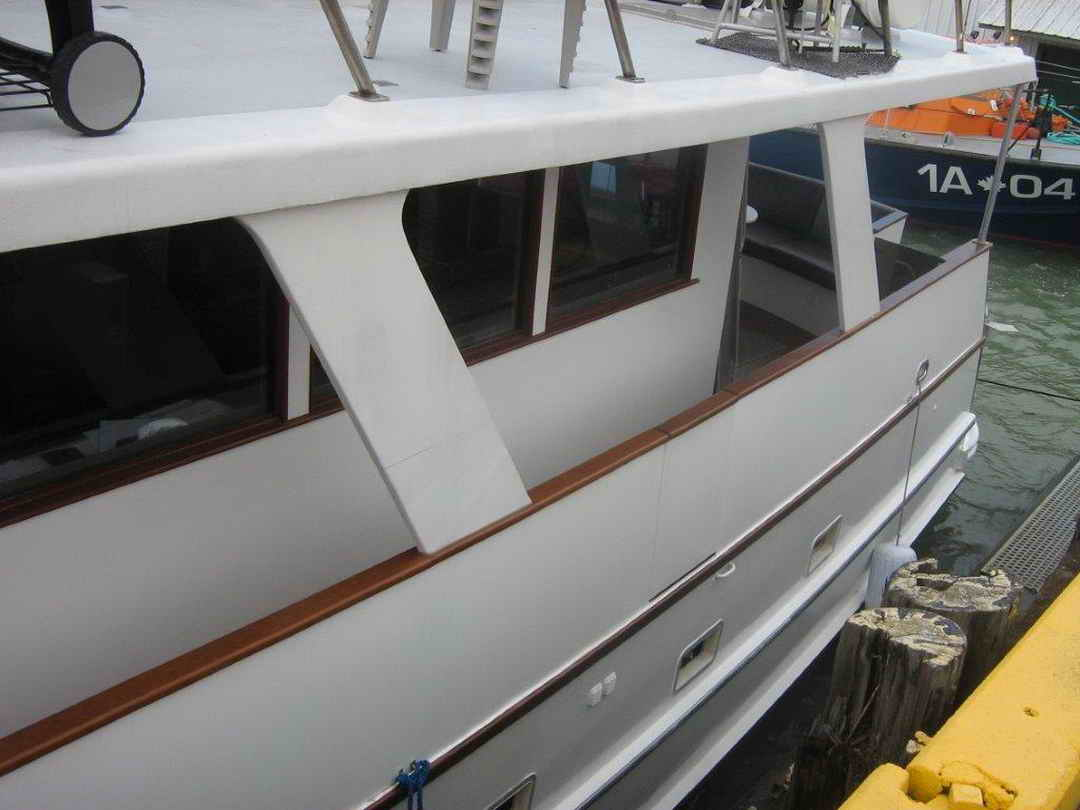 Wood Sather Pilothouse Motor Yacht image 5