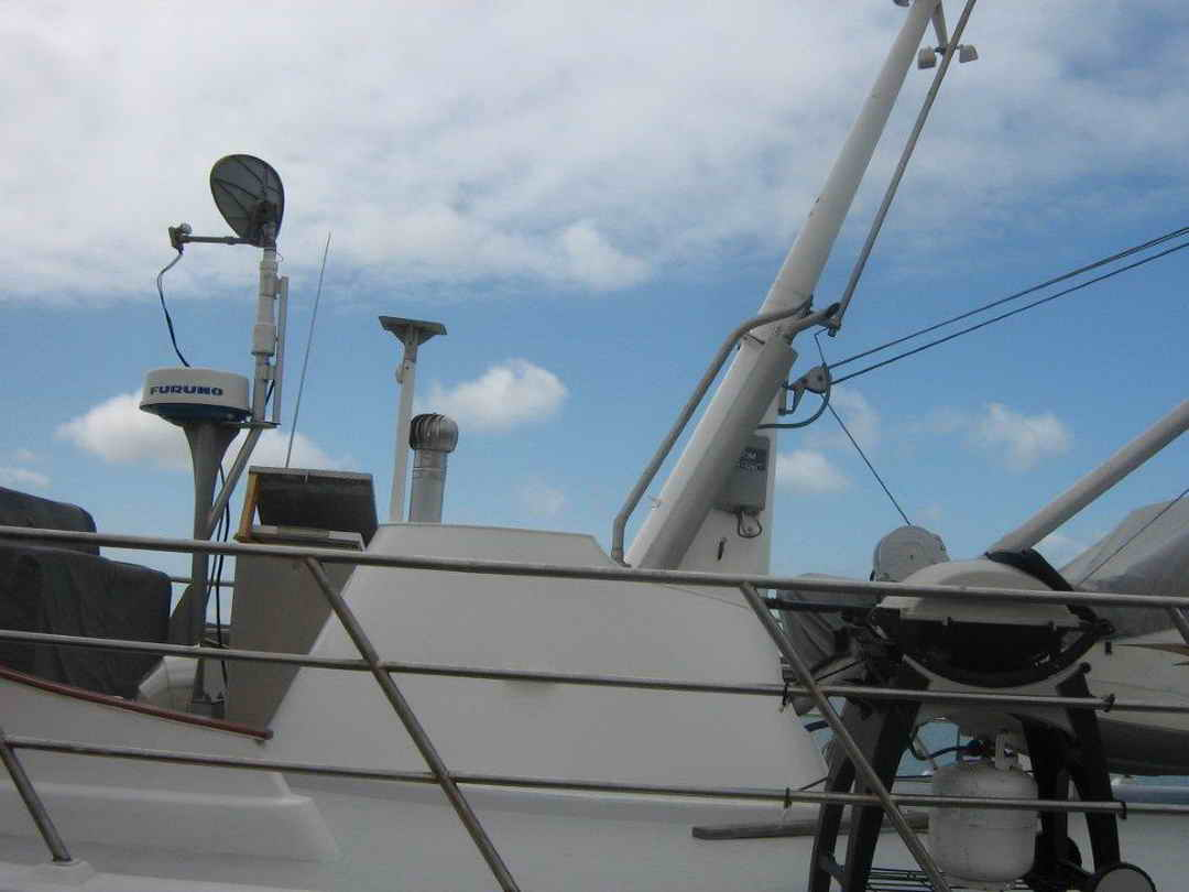 Wood Sather Pilothouse Motor Yacht image 11