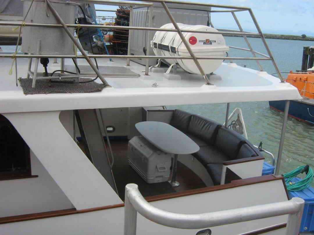 Wood Sather Pilothouse Motor Yacht image 14