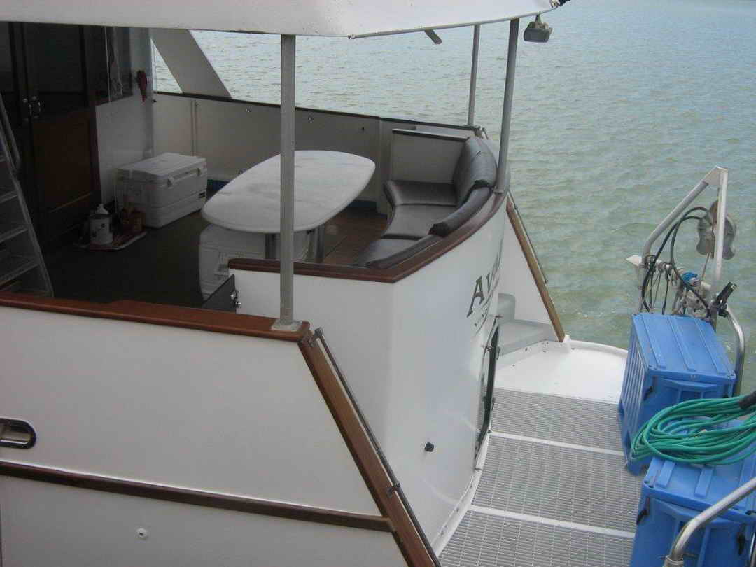 Wood Sather Pilothouse Motor Yacht image 15