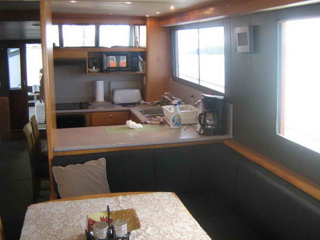 Wood Sather Pilothouse Motor Yacht image 52