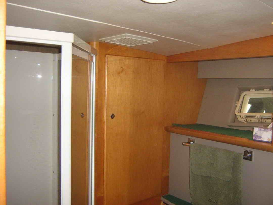 Wood Sather Pilothouse Motor Yacht image 72